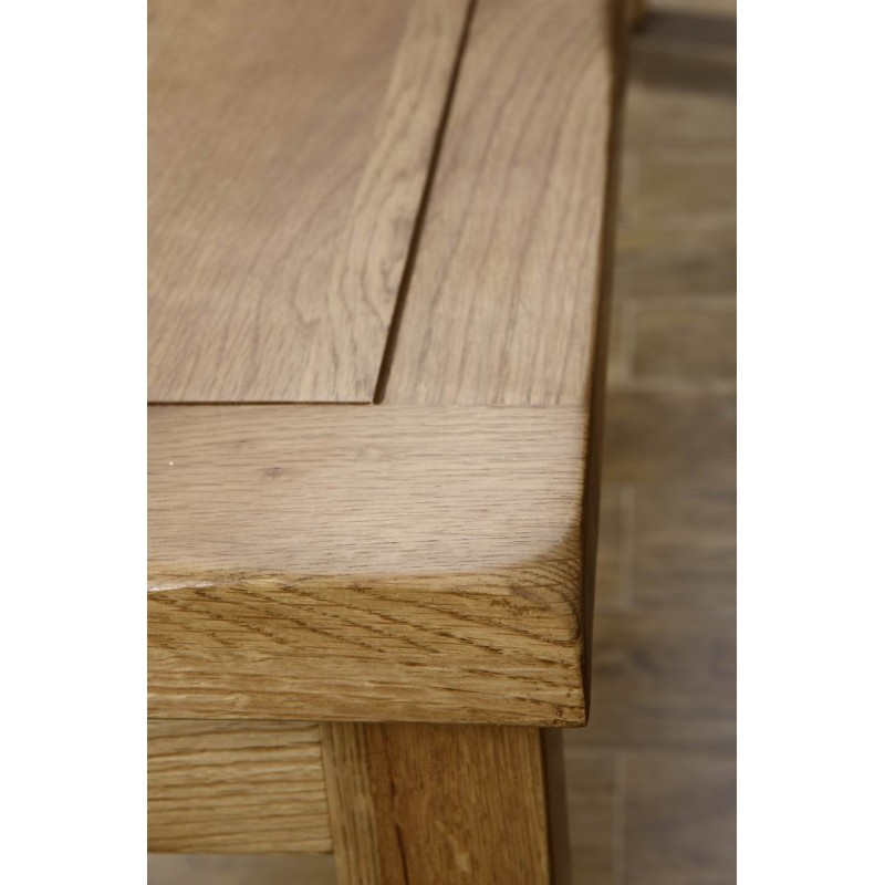 American White Oak 1 6m Dining Table